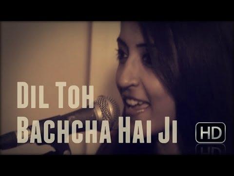 Dil to baccha hai ji (cover) - Ishqiya | Abhilash Gupta | Sangeeta...