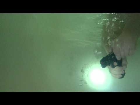 UnderWater Shot Gletcher CST 304 Сamera Sony Xperia Z Ultra Slow Motion