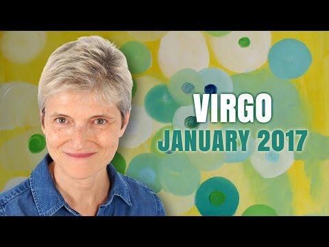 VIRGO JANUARY 2017 Astrology