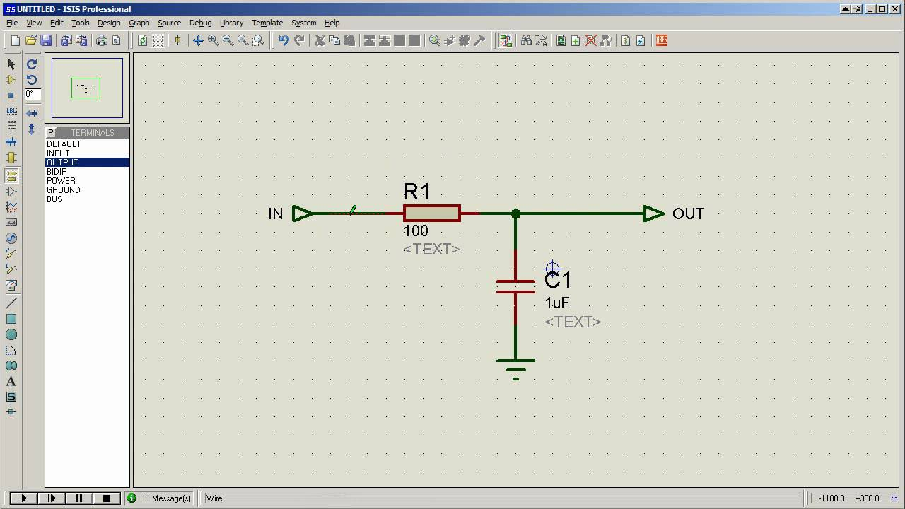 Tutorial  Draw And Analyze  Simulate A Simple Circuit In