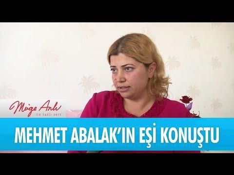 Mehmet Abalak'ın eşi konuştu! -  Müge Anlı İle Tatlı Sert 23 Kasım 2017
