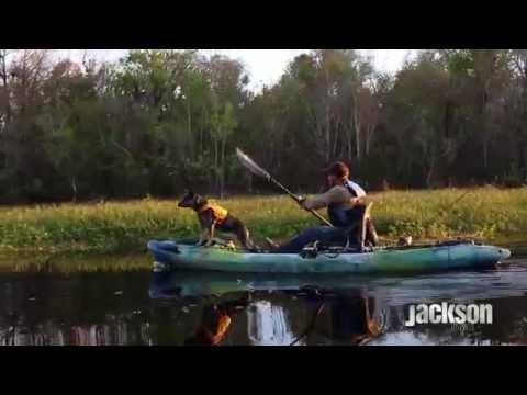 Jackson Kayak Coosa HD Walkthrough