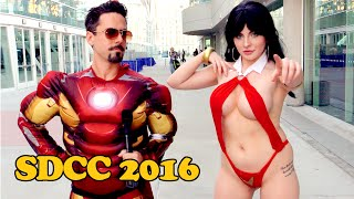 Comic-Con Best Cosplay 2016 #ThatCosplayShow