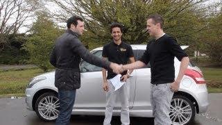 The Auto Apprentice: 2012 Suzuki Swift Sport, Tim Ankers & Adam Eliaz