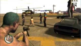 GTA IV more crazy mods with sexy girls online PS3