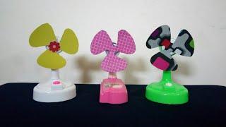 Quạt cánh quạt giấy - Mini Fan toys