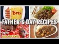 7 Nice Father's Day Recipe Ideas (Japanese Cooking) | OCHIKERON | Create Eat Happy :)