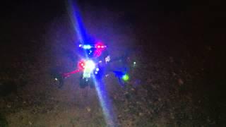 Ar Drone Police Mod Finished Dx8 Night Flight