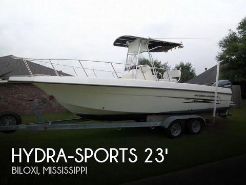 [UNAVAILABLE] Used 2006 Hydra-Sports 230 Lightning CC in Biloxi, Mississippi