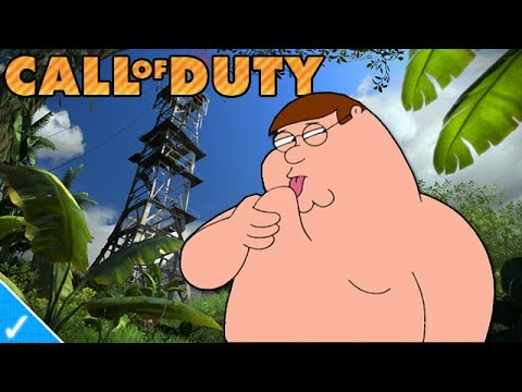 Peter Griffin Plays Black Ops 2 video