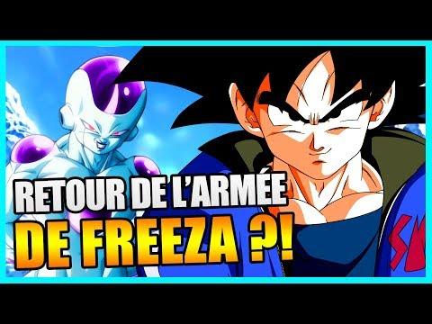 LE RETOUR DE L'ARMÉE DE FREEZA DANS LE FILM DRAGON BALL SUPER ? - DBREACT #30