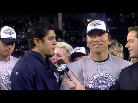 MLB2009  松井秀喜 ワールドシリーズ 第6戦 2