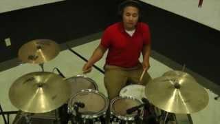 Christine D'Clario - Como Dijiste Drum Cover by Steve Suarez