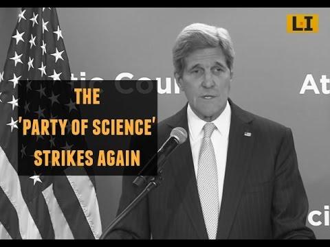John Kerry cites scripture, calls climate change deniers 'immoral'