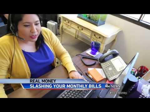 ABC World News with Diane Sawyer Features BillCutterz on Real Money