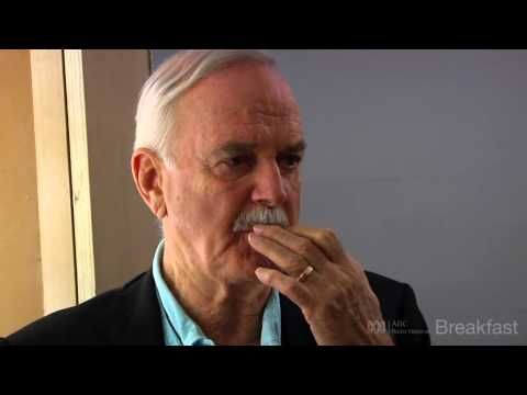 John Cleese interviewed at the Sydney Opera House [HD] - ABC Radio National Breakfast