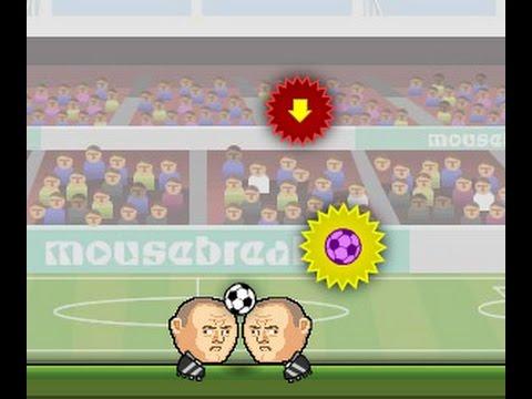 Puppet soccer 2014 - football screenshots