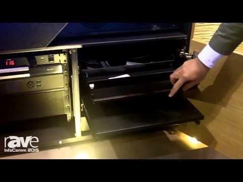 InfoComm 2015: Salamander Designs Introduces Cabinet Offerings in X1 Frame System