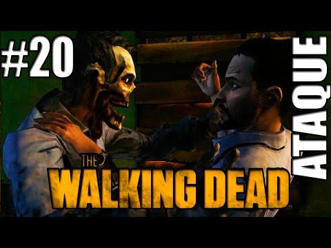 Ataque Precipitado - The Walking Dead #20