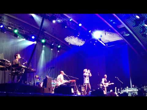 Mike&The Mechanics -Throwing it all away-08.07.12 - Dortmund
