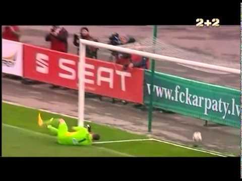 Карпаты - Динамо - 2:2. Обзор матча