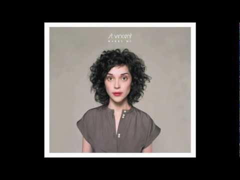 St Vincent - What Me Worry