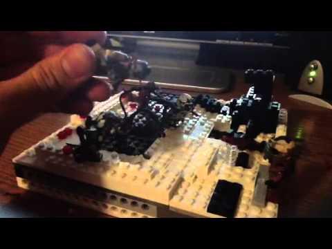Dead space 3 Lego figures