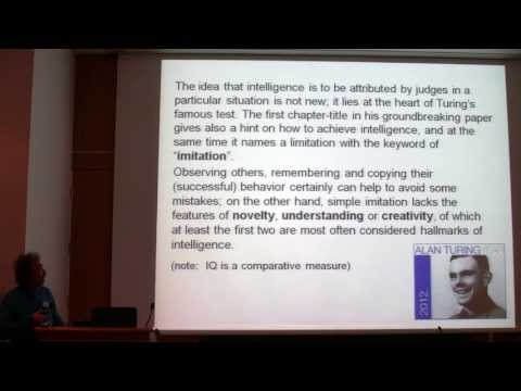 Knud Thomson - Stupidity and the Ouroborous Model - Winter Intelligence