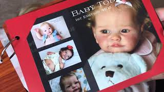 REBORN DOLL BOX OPENING   MY HUGEST DOLL EVER!