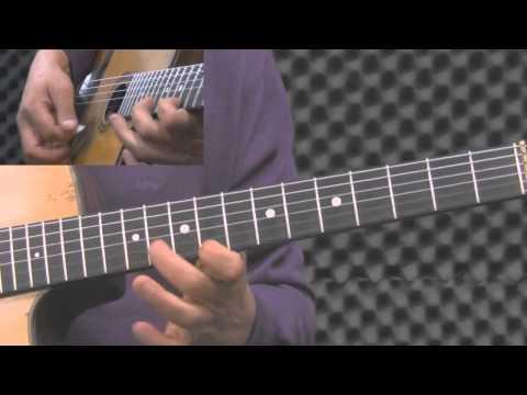 Stochelo teaches 'Indifférence' - gypsy jazz guitar