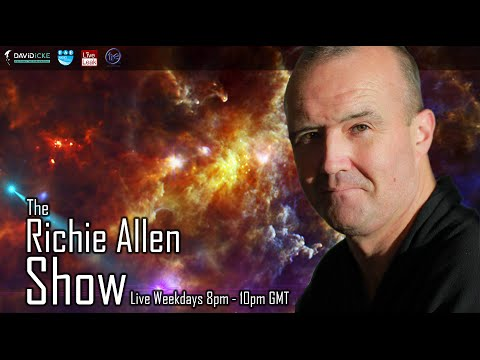The Richie Allen Show 10th April 2015 - Capital Punishment.