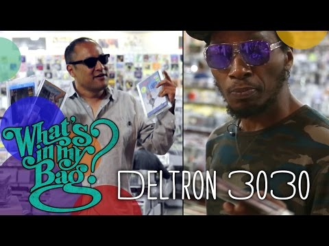 Deltron 3030 - What's In My Bag?