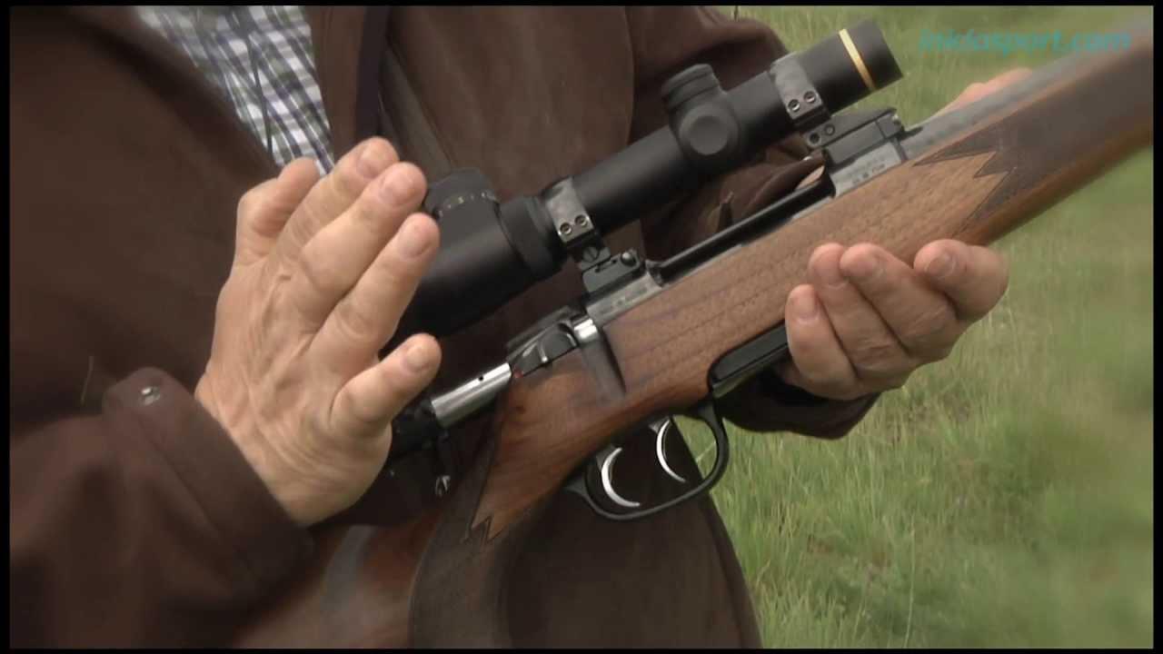 Caza 6 rifle para caza mayor youtube - Como cazar ratones en casa ...