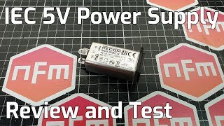 Recom IEC Module Power Supply Review