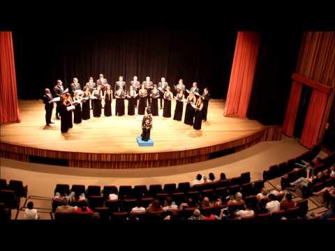 Osesp Itinerante 2014 - Coro da Osesp em Salto