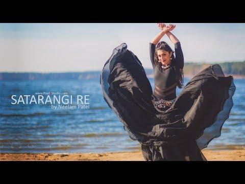 Satarangi Re Dance Cover By Neelam   Dil Se   Shahrukh Khan, Manisha Koirala   Sonu Nigam & Kavita