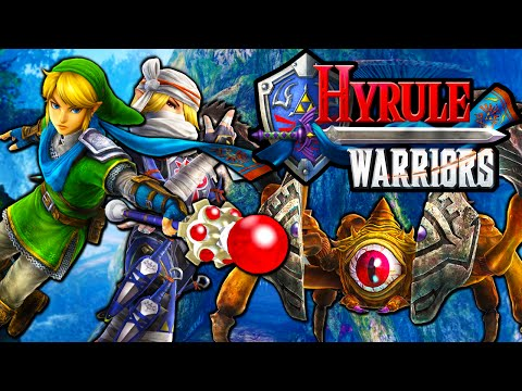 Hyrule Warriors Gauntlet Hyrule Warriors Zelda Story