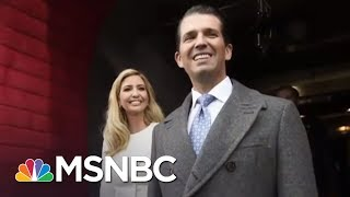 Donald Trump Jr.'s Attorney Calls NBC News To Clarify | Morning Joe | MSNBC