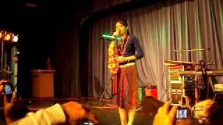 Tai Orathai Concert In Iowa