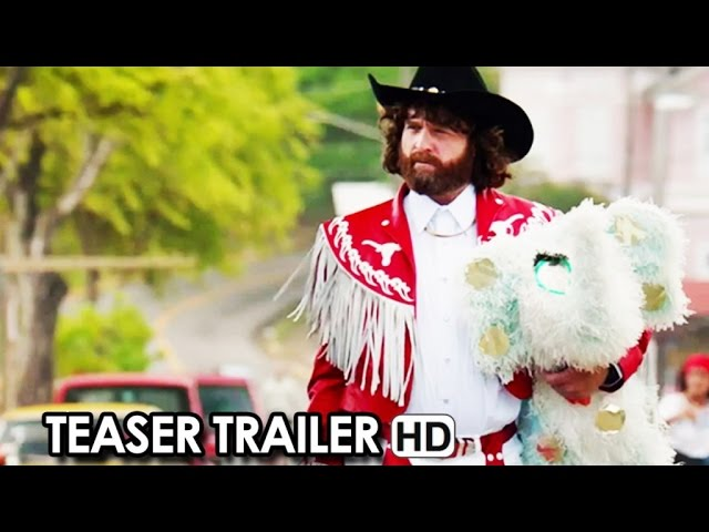 Masterminds Official Teaser Trailer (2015) - Zach Galifianakis, Owen Wilson HD