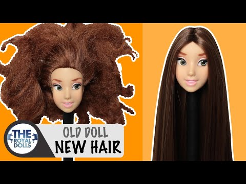 Step by step - Babyliss (Curler) | The Royal Dolls