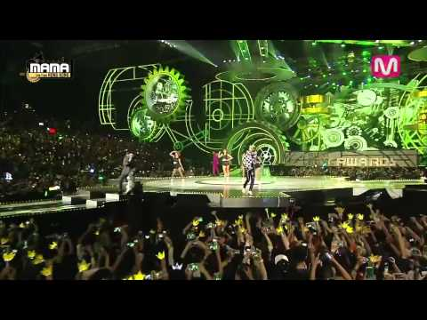 빅뱅(bigbang) - Fantastic Baby At 2013 Mama video