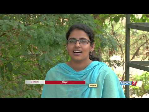 Coimbatore students join hands against illegal transport of cattle