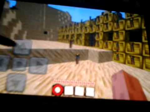 how to play minecraft on tablet
