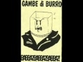 Download Gambe di Burro - La maglietta dei Los Ramones MP3 song and Music Video