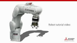 Robot Melfa programming – Lesson 1.1 New project creation