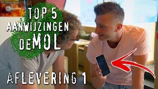 JAN IS DE MOL + BEWIJS?! - WIE IS DE MOL 2018 AFLEVERING 1 WIDM