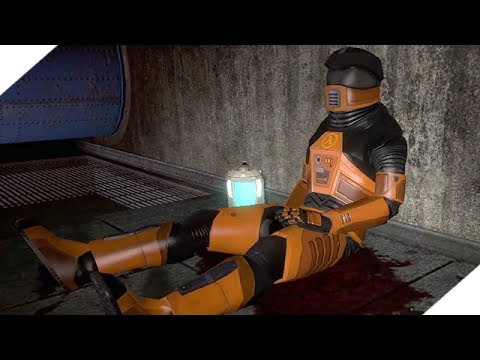 Half- life sends a shock through the game industry with its combination of pounding action and continuous