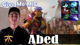 Abed - Pangolier Give Me MID | Dota 2 Pro MMR Gameplay