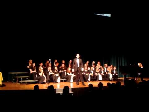 """Fort Collins High School A Capella 2014 Honors Concert """"Sit Down You're Rocking the Boat"""""""
